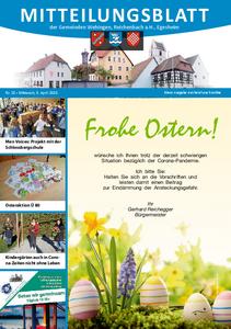 Mitteilungsblatt 15/2020
