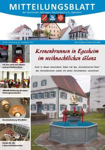 Mitteilungsblatt 48/2020