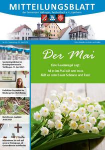 Mitteilungsblatt 20/2021