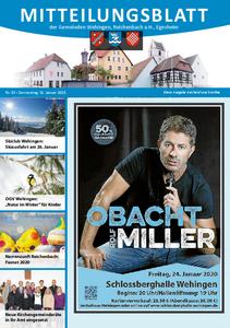 Mitteilungsblatt 03/2020