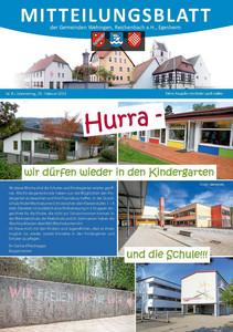 Mitteilungsblatt 08/2021