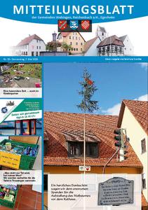 Mitteilungsblatt 19/2020