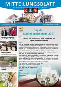 Mitteilungsblatt 18/2021