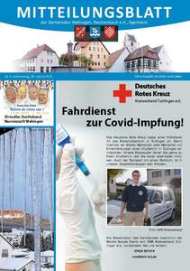 Mitteilungsblatt 04/2021