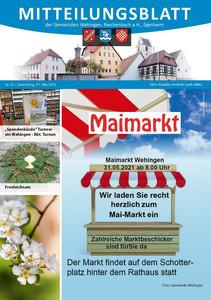 Mitteilungsblatt 21/2021