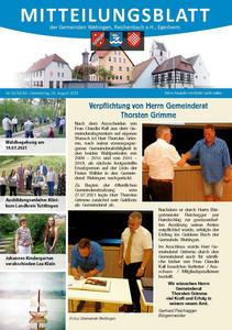 Mitteilungsblatt 31-32-33/2021