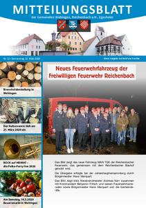 Mitteilungsblatt 11/2020