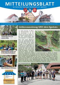 Mitteilungsblatt 34/2021