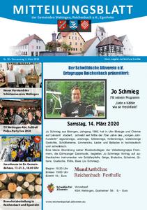 Mitteilungsblatt 10/2020