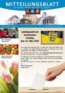 Mitteilungsblatt 10/2021