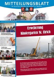 Mitteilungsblatt 51/2020