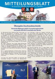 Mitteilungsblatt 06/2021