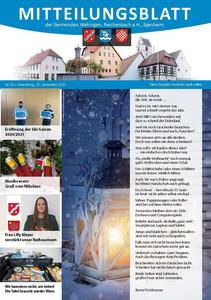 Mitteilungsblatt 50/2020