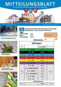 Mitteilungsblatt 11/2021