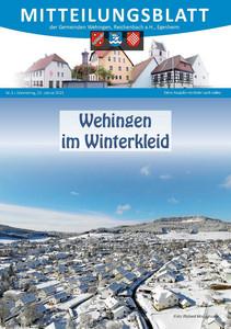 Mitteilungsblatt 03/2021