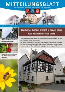 Mitteilungsblatt 26/2020