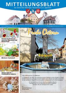 Mitteilungsblatt 13/2021