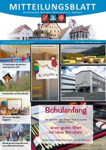 Mitteilungsblatt 36/2021